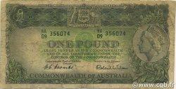 1 Pound AUSTRALIE  1961 P.34a B+