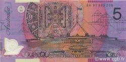 5 Dollars AUSTRALIE  1997 P.51c NEUF