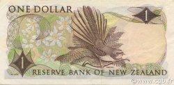 1 Dollar NOUVELLE-ZÉLANDE  1968 P.163b SUP