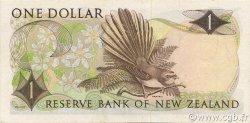 1 Dollar NOUVELLE-ZÉLANDE  1975 P.163c SUP