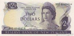 2 Dollars NOUVELLE-ZÉLANDE  1977 P.164d* NEUF
