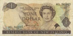 1 Dollar NOUVELLE-ZÉLANDE  1981 P.169a pr.TTB