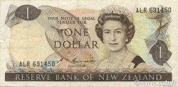 1 Dollar NOUVELLE-ZÉLANDE  1985 P.169b TTB