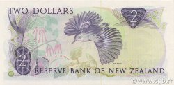 2 Dollars NOUVELLE-ZÉLANDE  1981 P.170a* SPL
