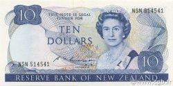 10 Dollars NOUVELLE-ZÉLANDE  1985 P.172b NEUF