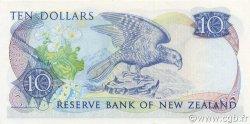 10 Dollars NOUVELLE-ZÉLANDE  1988 P.172c SPL+