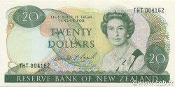 20 Dollars NOUVELLE-ZÉLANDE  1988 P.173c NEUF