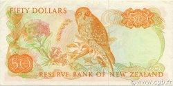 50 Dollars NOUVELLE-ZÉLANDE  1981 P.174a pr.SUP