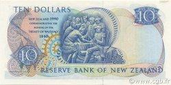 10 Dollars NOUVELLE-ZÉLANDE  1990 P.176 pr.NEUF