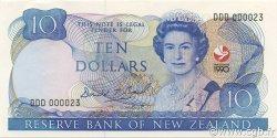 10 Dollars NOUVELLE-ZÉLANDE  1990 P.176 NEUF