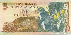 5 Dollars NOUVELLE-ZÉLANDE  1992 P.177a NEUF