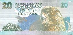 20 Dollars NOUVELLE-ZÉLANDE  1992 P.179a NEUF