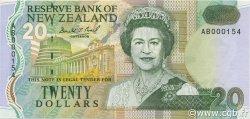 20 Dollars NOUVELLE-ZÉLANDE  1992 P.179a pr.NEUF