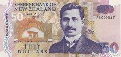 50 Dollars NOUVELLE-ZÉLANDE  1992 P.180a pr.NEUF