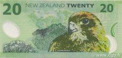 20 Dollars NOUVELLE-ZÉLANDE  1999 P.187a NEUF