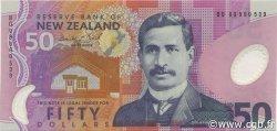 50 Dollars NOUVELLE-ZÉLANDE  1999 P.188a NEUF