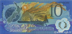 10 Dollars NOUVELLE-ZÉLANDE  2000 P.190a NEUF