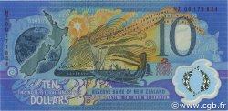 10 Dollars NOUVELLE-ZÉLANDE  2000 P.CS190a NEUF