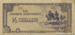 1/2 Shilling OCÉANIE  1942 P.01a SUP