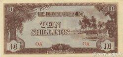 10 Shillings OCÉANIE  1942 P.03a SUP