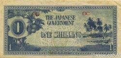 1 Shilling OCÉANIE  1942 P.02a TTB+