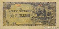 1/2 Shilling OCÉANIE  1943 P.R1 TTB+