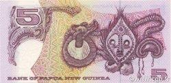 5 Kina PAPOUASIE NOUVELLE GUINÉE  1993 P.14a NEUF