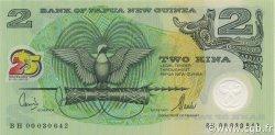 2 Kina PAPOUASIE NOUVELLE GUINÉE  2000 P.21 NEUF