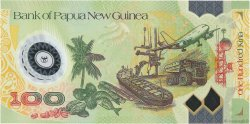 100 Kina PAPOUASIE NOUVELLE GUINÉE  2008 P.33a NEUF