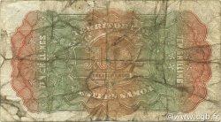 10 Shillings SAMOA  1953 P.07c B