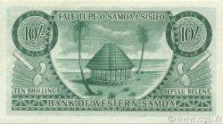 10 Shillings SAMOA  1963 P.13a pr.NEUF