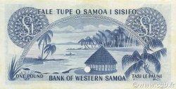 1 Pound SAMOA  1963 P.14s pr.NEUF