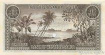 5 Pounds SAMOA  1963 P.15s pr.NEUF