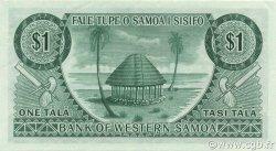 1 Tala SAMOA  1967 P.16a pr.NEUF