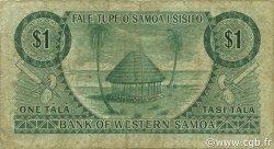 1 Tala SAMOA  1967 P.16b B+