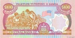 100 Tala SAMOA  1990 P.30 NEUF