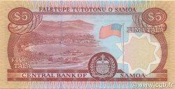 5 Tala SAMOA  2003 P.33b NEUF
