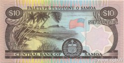 10 Tala SAMOA  2002 P.34a NEUF