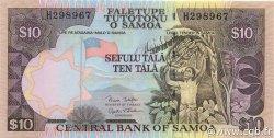 10 Tala SAMOA  2002 P.34b NEUF