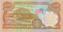 20 Tala SAMOA  2002 P.35a NEUF