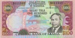 100 Tala SAMOA  2005 P.37 NEUF
