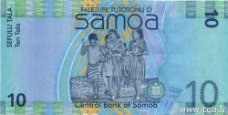 10 Tala SAMOA  2008 P.39 NEUF