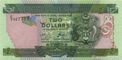 2 Dollars ÎLES SALOMON  2004 P.25a NEUF