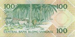 100 Vatu VANUATU  1982 P.01a NEUF