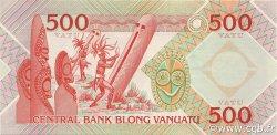 500 Vatu VANUATU  1982 P.02a NEUF