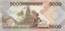 5000 Vatu VANUATU  1989 P.04 pr.NEUF