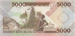 5000 Vatu VANUATU  1993 P.07 NEUF