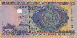 200 Vatu VANUATU  1995 P.08b NEUF