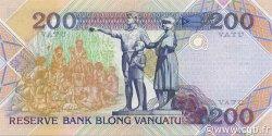 200 Vatu VANUATU  1995 P.09 NEUF