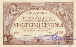 25 Centimes OCÉANIE  1919 P.01a NEUF